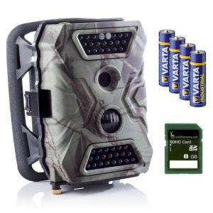 Wildkamera Premium Pack Wild-Vision Full HD