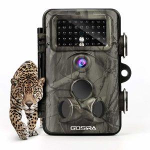Gosira Wildkamera 12MP HD 1080P
