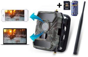 Wildkamera mit SIM-Karte