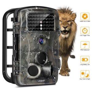 OCDAY Wildkamera 12 MP 1080P Full HD