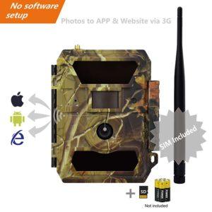 WildHD 3G Überwachungskamera