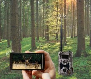 Wildkamera GPRS