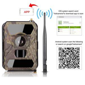 Lonlier Wildkamera GSM